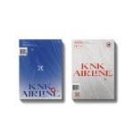 KNK  KNK AIRLINE  3RD MINI ALBUM 2 ALBUMS SET [PRE]