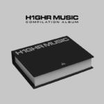H1GHR MUSIC H1GHR : RED TAPE & H1GHR : BLUE TAPE 1ST COMPILATION ALBUM