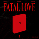 MONSTA X  FATAL LOVE  3RD ALBUM  AIR KIT [PRE]