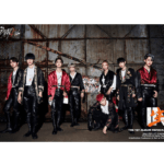 STRAY KIDS IN生 IN LIFE 1ST REPACKAGED ALBUM OFFICIAL POSTER (VER B)