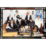STRAY KIDS GO生 1ST ALBUM OFFICIAL POSTER (VER A)