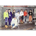 STRAY KIDS GO生 1ST ALBUM OFFICIAL POSTER (VER C)