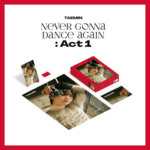 SHINEE TAEMIN NEVER GONNA DANCE AGAIN ACT 1 PUZZLE PACKAGE LIMITED