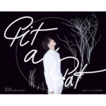 XIA  PIT A PAT 2ND MINI ALBUM