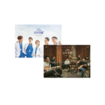 HOSPITAL PLAYLIST OST KIT ALBUM OFFICIAL SIGNED POSTERS (2 POSTERS SET)