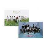 SF9 9LORYUS 8TH MINI ALBUM OFFICIAL POSTERS (2 POSTERS SET)