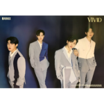 AB6IX VIVID 2ND MINI ALBUM OFFICIAL POSTER (D VER)