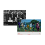 VICTON MAYDAY 2ND SINGLE ALBUM OFFICIAL POSTERS (2 POSTERS SET)
