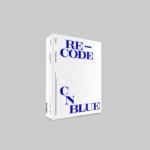 CNBLUE RE-CODE 8TH MINI ALBUM STANDARD VER (BLUE)