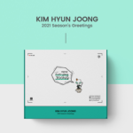 KIM HYUN JOONG EVERYDAY JOONG 2021 SEASONS GREETINGS