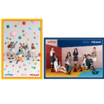 WEEEKLY WE CAN 2ND MINI ALBUM OFFICIAL POSTERS (2 POSTERS SET)
