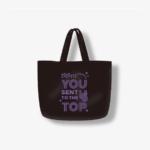 BTS DYNAMITE CELEBRATION OFFICIAL SHOPPER BAG