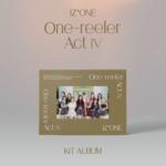 IZONE ONE-REELER ACT Ⅳ 4TH MINI ALBUM AIR KIT