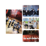 ONEUS LIVED ALBUM OFFICIAL POSTERS (4 POSTERS SET)