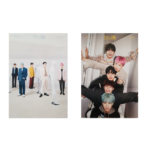 N.FLYING SO, 通 ALBUM OFFICIAL POSTERS (2 POSTERS SET)