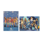 ROCKET PUNCH BLUE PUNCH ALBUM OFFICIAL POSTERS (2 POSTERS SET)