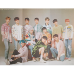 TREASURE THE FIRST STEP : CHAPTER TWO 1ST SINGLE ALBUM OFFICIAL DOUBLE SIDED POSTER