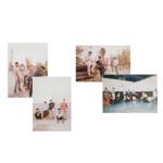SEVENTEEN HENG:GARAE ALBUM OFFICIAL POSTERS (4 POSTERS SET)