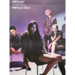 KARD WAY WITH WORDS ALBUM OFFICIAL POSTER