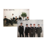 KNK KNK AIRLINE ALBUM OFFICIAL POSTERS (2 POSTERS SET)