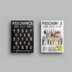 NCT 2020 RESONANCE PT. 2 2ND ALBUM ARRIVAL VER & DEPARTURE VER 2 ALBUMS SET