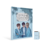 SUPER JUNIOR K.R.Y THE MOMENT WITH US BEYOND LIVE BROCHURE