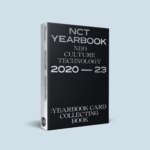 NCT YEARBOOK CARD COLLECTING BOOK LIMITED EDITION