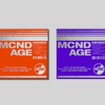 MCND MCND AGE 2ND MINI ALBUM 2 ALBUMS SET