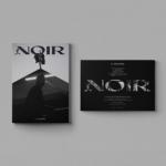 TVXQ U KNOW NOIR 2ND MINI ALBUM 2 ALBUMS SET