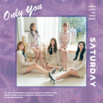 SATURDAY ONLY YOU 5TH SINGLE ALBUM