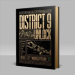 STRAY KIDS DISTRICT 9 UNLOCK WORLD TOUR DVD