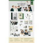 NCT DREAM 2021 BACK TO SCHOOL KIT