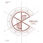 CIX CHAPTER 0 HELLO, STRANGE DREAM 4TH MINI ALBUM