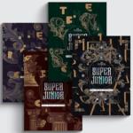 SUPER JUNIOR THE RENAISSANCE 10TH ALBUM (RENAISSANCE STYLE)