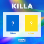 MIRAE KILLA 1ST MINI ALBUM