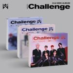 WEI IDENTITY : CHALLENGE 2ND MINI ALBUM