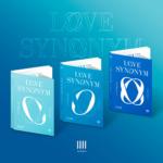 WONHO LOVE SYNONYM 2 RIGHT FOR US 1ST MINI ALBUM PT 2