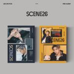 LEE JINHYUK SCENE 26 3RD MINI ALBUM 2 ALBUM SET