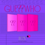 ITZY GUESS WHO ALBUM 3 ALBUM SET [PRE]