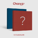 KIM JAE HWAN CHANGE 3RD MINI ALBUM