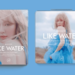 RED VELVET WENDY LIKE WATER 1ST MINI ALBUM PHOTOBOOK AND CASE VER 2 ALBUM SET [PRE]
