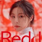 MAMAMOO WHEE IN REDD 1ST MINI ALBUM [PRE]