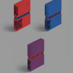 ASTRO ALL YOURS 2ND ALBUM 3 ALBUMS SET