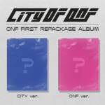 ONF CITY OF ONF 1ST REPACKAGE ALBUM 2 ALBUM SET [PRE]