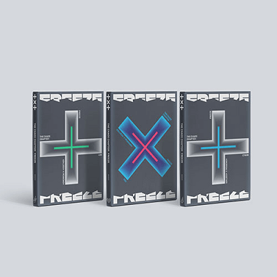 TXT THE CHAOS CHAPTER: FREEZE ALBUM (POLAROID PHOTO CARD GIFT) [PRE]