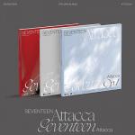 SEVENTEEN ATTACCA 9TH MINI ALBUM | 3 ALBUM SET [PRE]