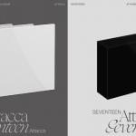 SEVENTEEN ATTACCA 9TH MINI ALBUM & AIR KIT | 4 ALBUM SET [PRE]