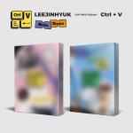 LEE JINHYUK CTRL+V 4TH MINI ALBUM [PRE]