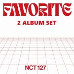 NCT 127 FAVORITE 3RD ALBUM REPACKAGE   2 ALBUM SET [PRE]