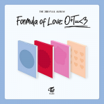 TWICE FORMULA OF LOVE: O+T=< 3 3RD FULL ALBUM [PRE]
